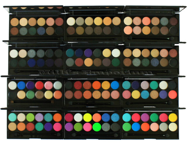 SLEEK I Divine 12 Colours Eyeshadow Palette