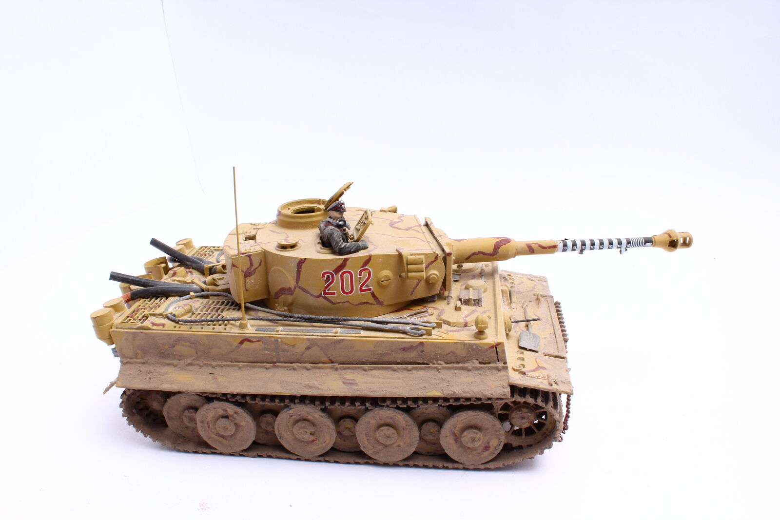 Tank means war VI TIGER AND (SD. Auto 181) 2. wk 1 3 5
