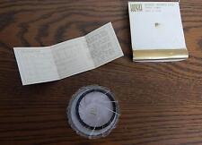 VTG 1970s HOYA JAPAN 52.0s Skylight 1A Coated Photographic Color Film Filter EUC