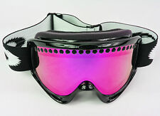 REPLACEMENT GS PINK MIRROR DUAL VENTED SNOW SKI LENS fits OAKLEY O-FRAME GOGGLES