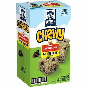 Quaker-Chewy-Granola-Bars-25-Less-Sugar-Chocolate-Chip-58-Count