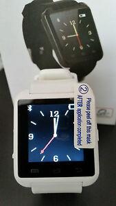 Smart Watch-Montre Connectée Bluetooth-Iphone Samsung S5 S4 Note Répondre Appel Gy5tOzRN-07145012-494884569