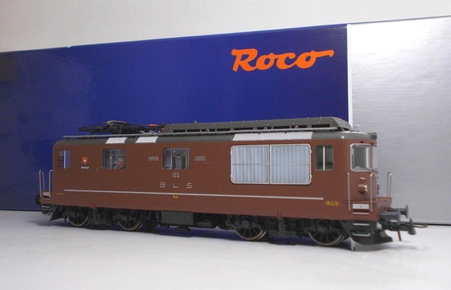 ROCO 73780 BLS Elektrolokomotive Re 4 4 4 4 185 Ep IV-V 919c95