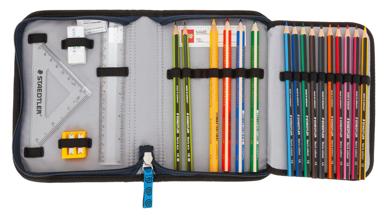 5 Teile Teile Teile Ranzen LEGO EASY Schulranzen Tornister 1-4.Klasse NEXO KNIGHTS Blau m bf 0e8843