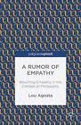 A Rumor of Empathy von L. Agosta (2016, Taschenbuch)