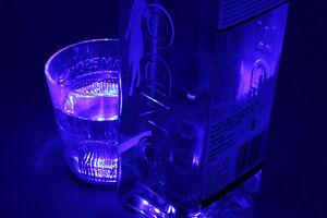 2-PCS-Luz-Led-Coctelera-Bajo-la-montana-En-Azul-Azul-Brillante-Para-Casa-deco