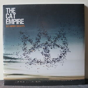 CAT-EMPIRE-039-So-Many-Nights-039-Gatefold-Vinyl-2LP-NEW-SEALED