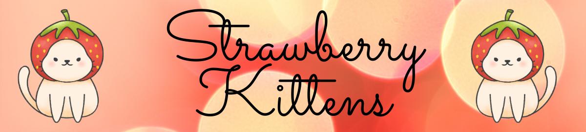 strawberrykittens