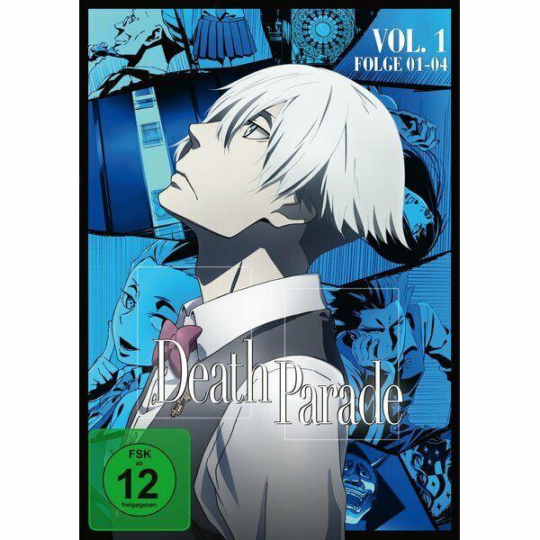 DVD Neuf - Death Parade Vol.1