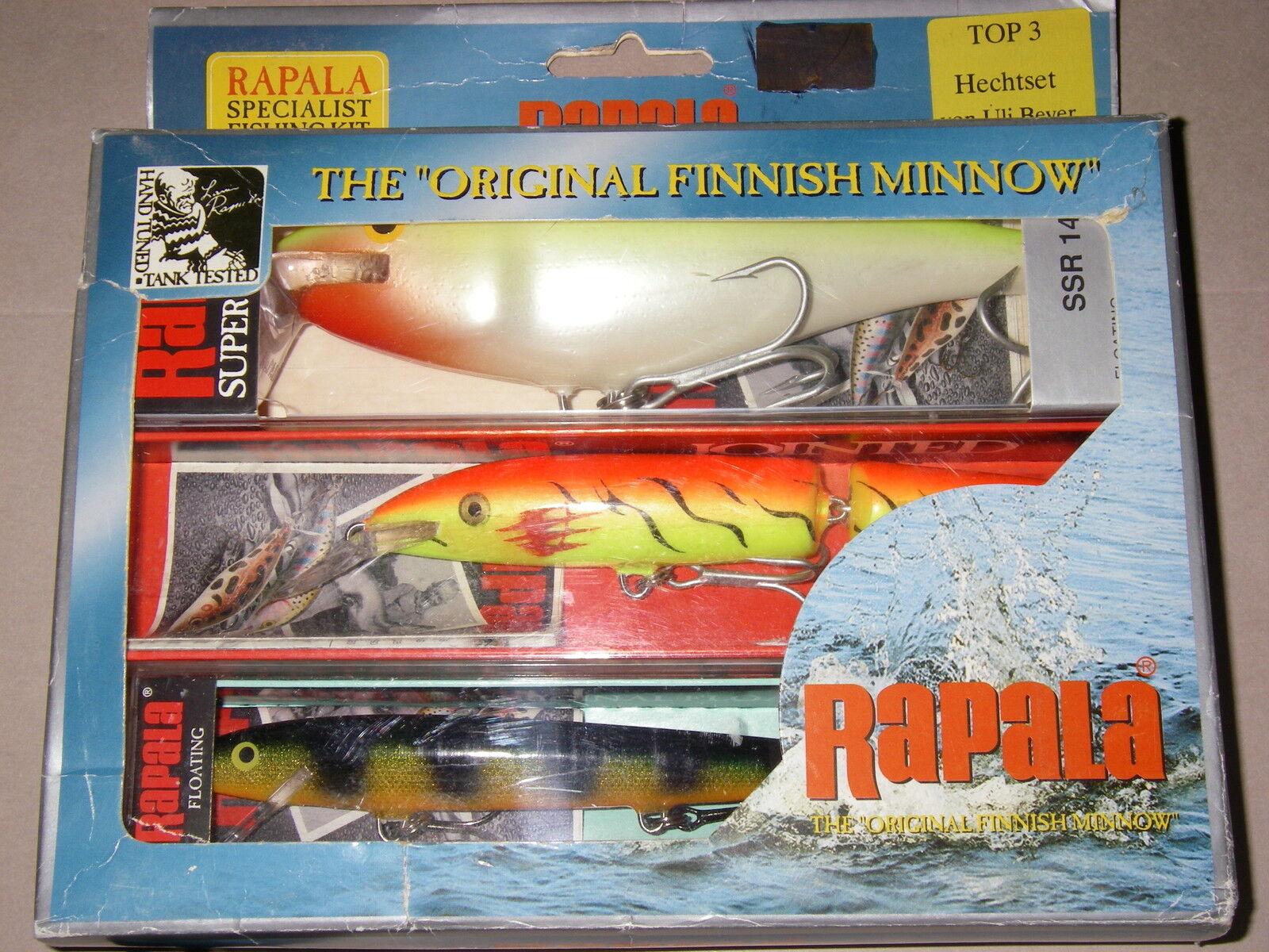 Rapala Specialist Specialist Specialist Fishing Kit   Hecht Set fe8098