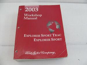 2003 Ford Workshop Diagnostic Repair Service Manual ...