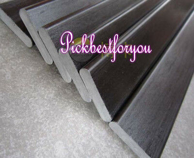 2-10pc Glass Fiber Strip Flat Bar 4.7*15.5*500mm High elastic bow arrow #Mo75 QL