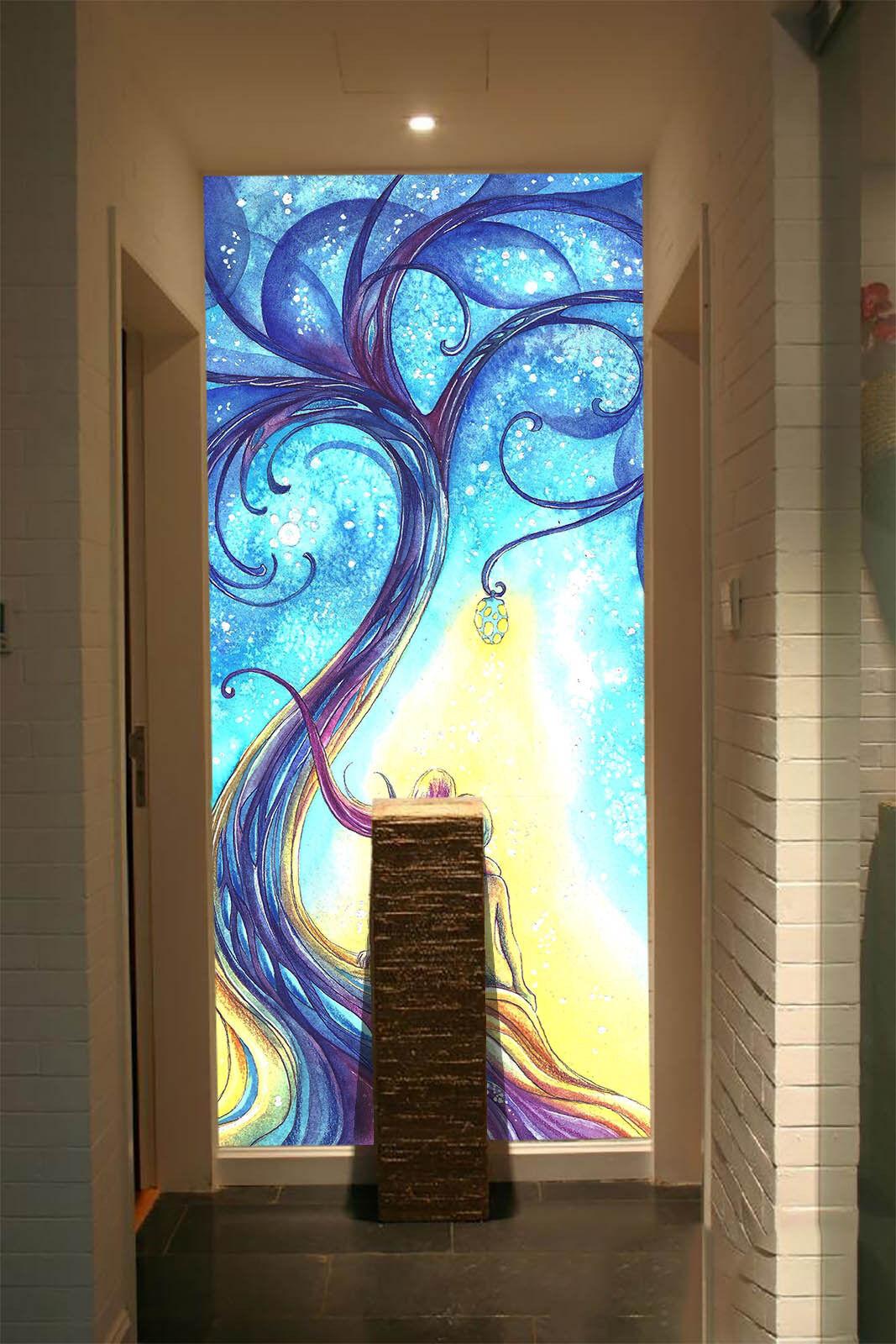 3D Fantasy Arc Trunk 02 Wall Paper Wall Print Decal Wall AJ WALLPAPER CA