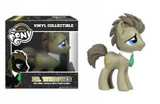 MY LITTLE PONY DR WHOOVES GREEN TIE VINYL FIGURE FUNKO BRAND NEW DOCTOR WHO