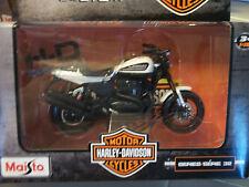 HARLEY DAVIDSON 2011 XR 1200X White SERIES #32 new in box
