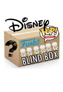 Funko Pop!   Boîte aveugle de Disney contenant 6 personnages mystérieux