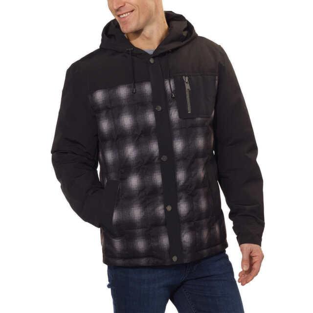 Spyder Mens Dolomite Full Zip Coat
