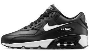 Dettagli su Scarpa Nike Air Max lb gs nera ragazzo ragazza junior sneakers tempo libero 37,5