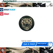 Jaguar X Type S Type Boottrunk Button Badge Emblem Sticker Growler 23mm Jdbsb