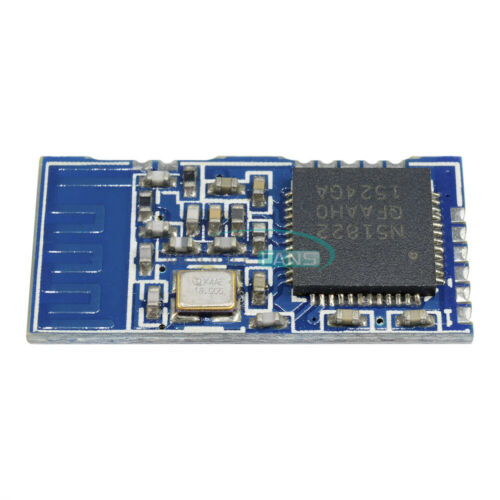 NRF51822-04 BLE4.0 Wireless Bluetooth Module TTL Low Power Consump 3.3V