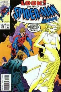 Spider-Man-2099-Vol-1-22-VryFn-Minus-VFN-Marvel-Comics-AMERICAN