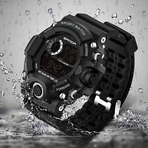 Mens-LED-Digital-Date-Alarm-Waterproof-Sports-Military-Army-Quartz-Wrist-Watch