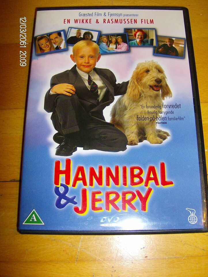 Hannibal & Jerry, instruktør Steen Rasmussen, DVD