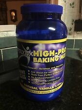 FitLynx High Protein Low Carb Pancake/Baking Mix, 100% Organic, Kosher, GMO Free
