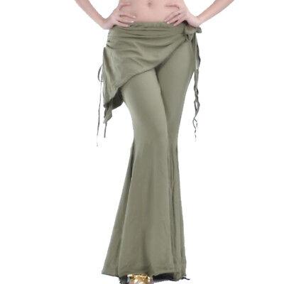 Generoso C96 Danza Del Ventre Costume Pantaloni Con Hüfttuch Tribal Fusion Yoga Pantaloni-mostra Il Titolo Originale Lieve E Dolce