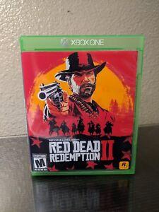 Details about CUSTOM CASE GRAY SPINE Red Dead Redemption 2 NO DISC SEE  DESCRIPTION