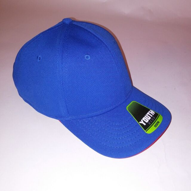 f962022b2 Starter Baseball Cap Hat Youth Solid Blue One Size