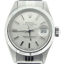 Rolex Date 6916 Stainless Steel Automatic Ladies Watch