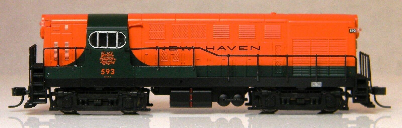 NIB N Atlas H16 -44 New Haven