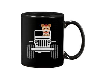 Black and White Mug I Love My Chorkie Chorkie Custom Dog Mug
