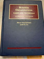 business organizations cases and materials university casebook