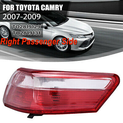 For 2007 2008 2009 Toyota Camry Tail Light Brake Lamp Replacement Passenger Side