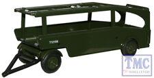76ltr002t Oxford Diecast 1:76 scala OO Gauge Poste Rimorchio Auto Transporter