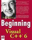 Beginning Visual C++ 6 by Ivor Horton (Paperback, 1998)