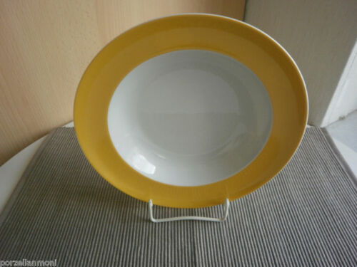 Suppenteller  Sunny Day yellow Porzellan Thomas Rosenthal  Neu