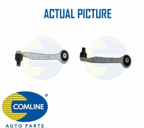 2 x COMLINE FRONT UPPER FRONT TRACK CONTROL ARM WISHBONE PAIR OE QUALITY CCA1006