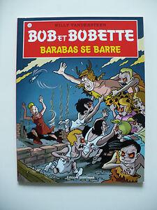 EO-neuf-Bob-et-Bobette-323-Barabas-se-barre-Willy-Vandersteen