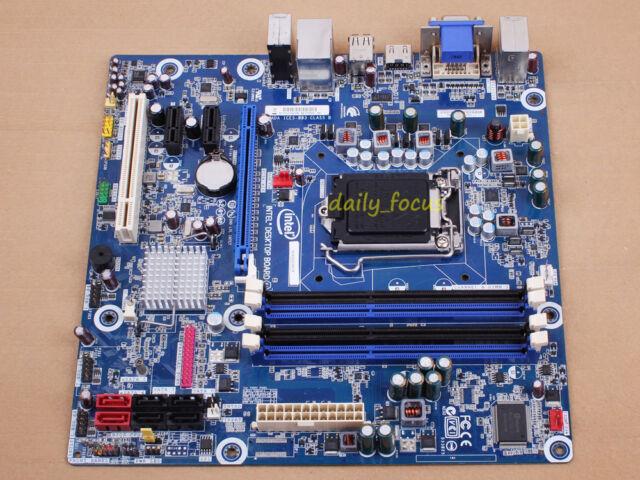 Intel DH55TC Motherboard skt 1156 DDR3 Intel H55