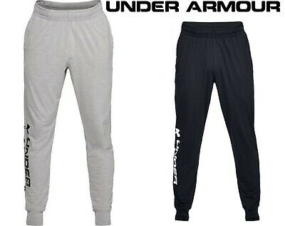 Under Armour Sportstyle Cotton Graphic Jogger Pantalones Hombre