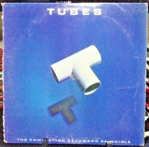 TUBES-The-Completion-Backward-Principle-Album-Released-1981-Vinyl-Record-USA