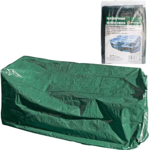 NEW 160CM WATERPROOF 3 SEATER OUTDOOR GARDEN BENCH SEAT COVER PROTECTOR DURABLE