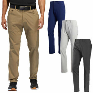 1396e66a0ae4 Details about Adidas Golf Men's adicross Beyond18 Five-Pocket Pants