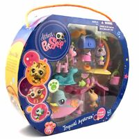 New Hasbro LPS Littlest Pet Shop Tropical Aquarium Collect Animal Figure Dolls