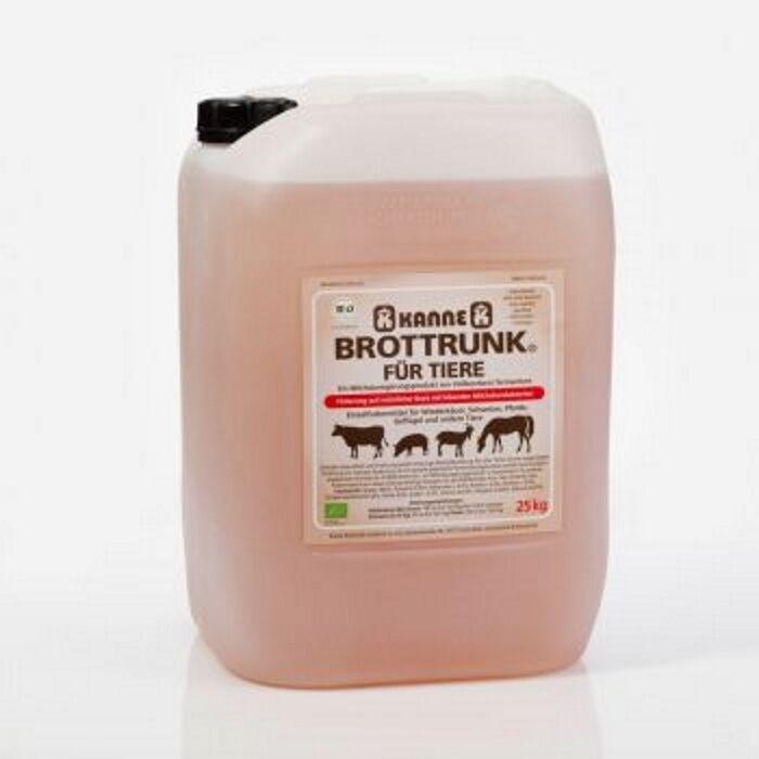 Original Kanne Bio Brottrunk® für alle Tiere innerl./äußerl.5kgKanister  /kg