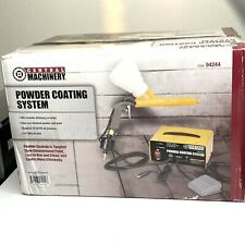Central Machinery Powder Coating System 94244 New 10 30 Psi
