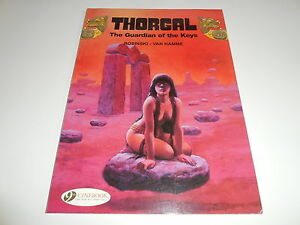 THORGAL-THE-GUARDIAN-OF-THE-KEYS-ANGLAIS-TBE